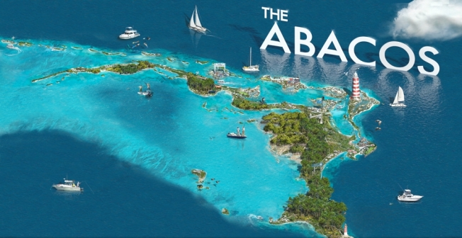 AbacoEscape.com Map