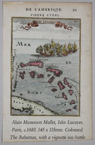 Mallet Bahamas map 1
