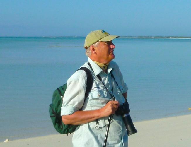Keith Salvesen Abaco Bahamas