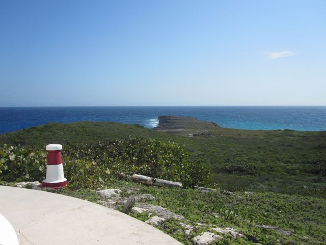 Hole-in-the-Wall Lighthouse Abaco (Keith Salvesen)