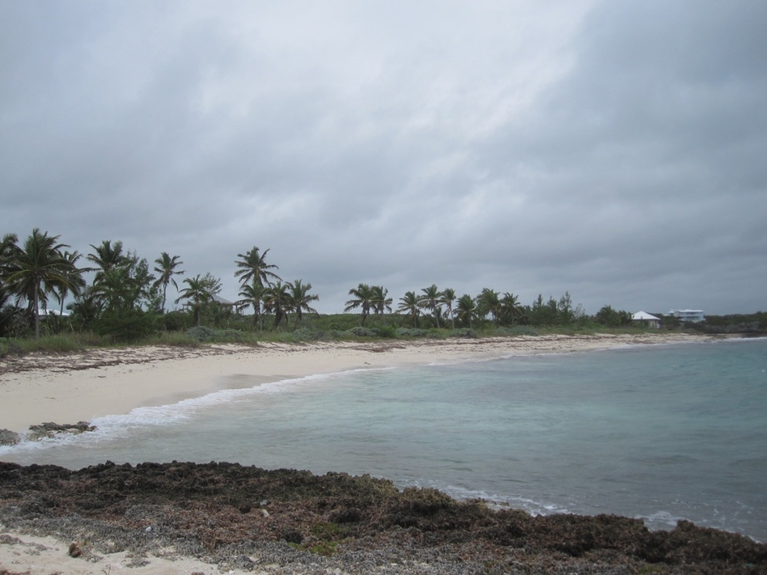 Little Harbour, Abaco Bahamas (π Rolling Harbour)