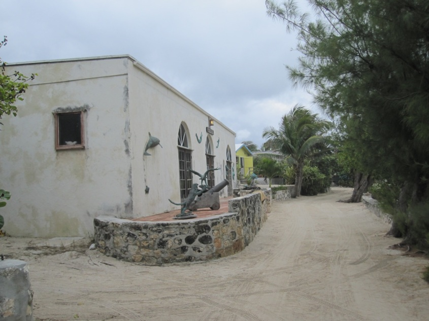 Pete's Gallery Little Harbour, Abaco Bahamas (π Rolling Harbour)