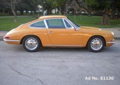 1968_Porsche_912_5_Speed_Coupe_Color