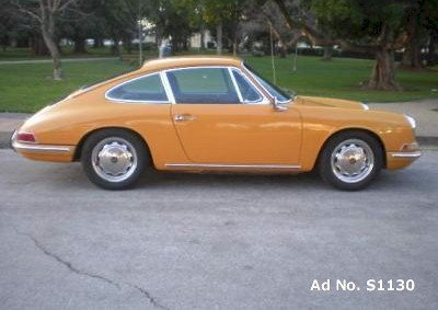 1968_Porsche_912_5_Speed_Coupe_Color