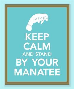 Manatee Logo (Savethemanatee.org)