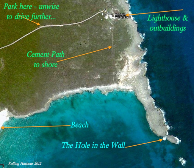 hole-in-the-wall-rock-abaco-location