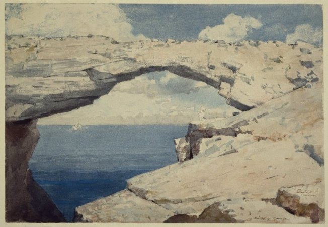 Winslow Homer G W Original Brooklyn