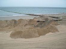 Beach restoration WIKI