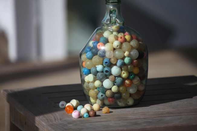 Beachcombing Beads