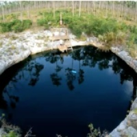 SAWMILL SINK, ABACO: INDUSTRIAL ARCHAEOLOGY IN A POST-APOCALYPTIC LANDSCAPE