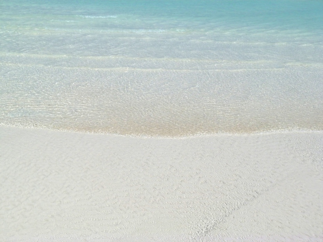 Sand & Water Abstacts on Abaco 12