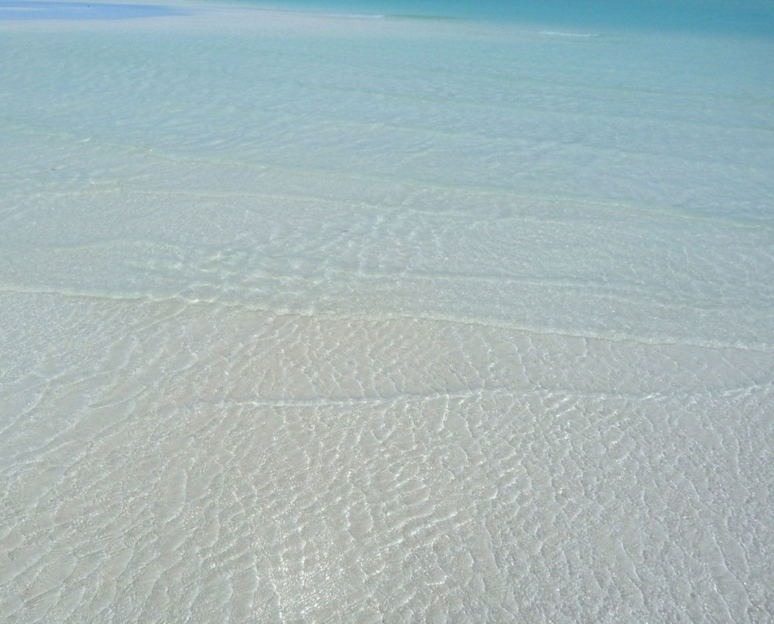 Sand & Water Abstacts on Abaco 7