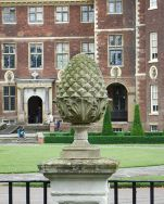 Ornamental Pineapple at Ham House - James Long @ Wikimedia