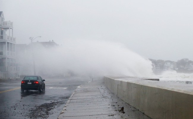 New England Makes Preparations For Hurricane Sandy Impact