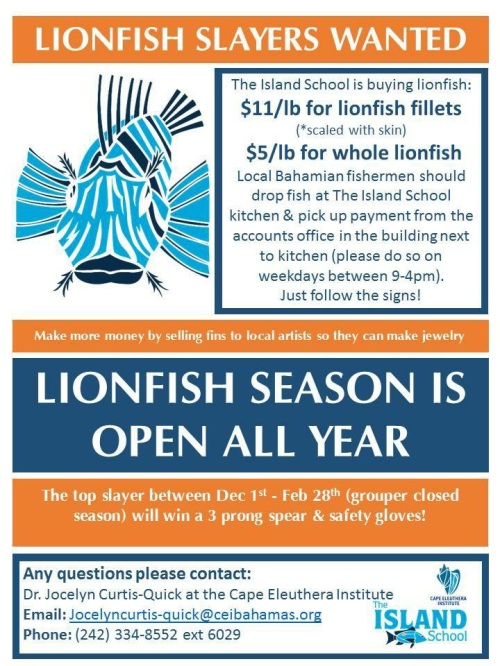 Lionfish Bounty