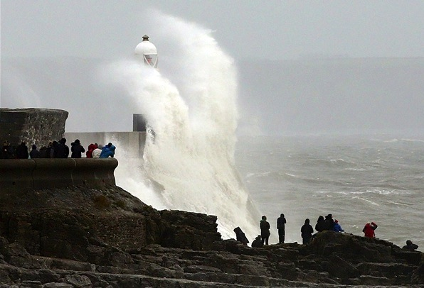 Storm Jude Wales