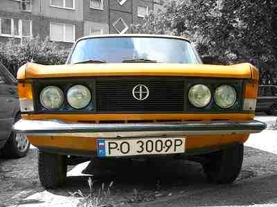 Bahama Yellow Car 4
