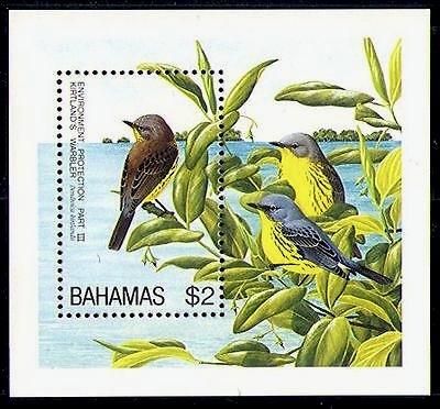Bahamas Stamps Kirtland's Warbler (eBay)