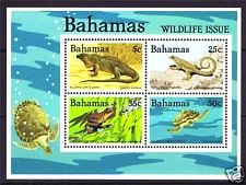 Bahamas Wildlife Stamp Set