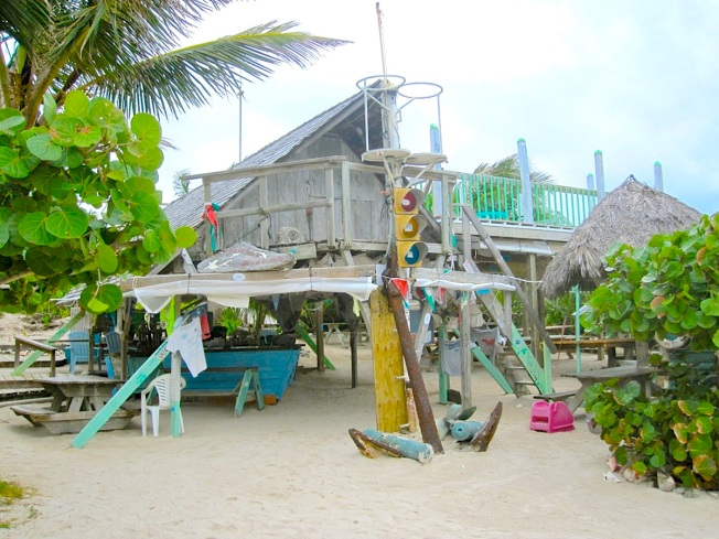 Pete's Pub, Little Harbour, Abaco Bahamas