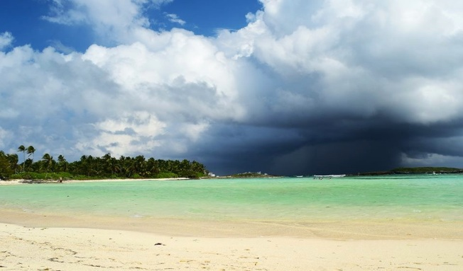 Storm, Tilloo Cut, Abaco (Larry Towning)