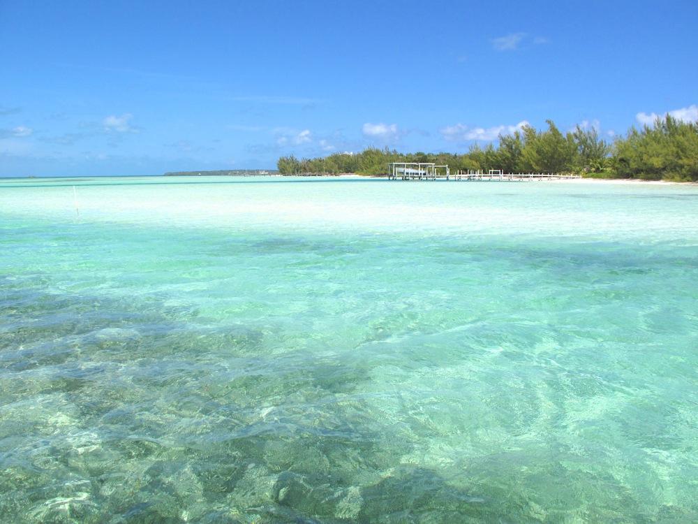 Coco Bay (North end), Green Turtle Cay, Bahamas - Amanda Diedrick