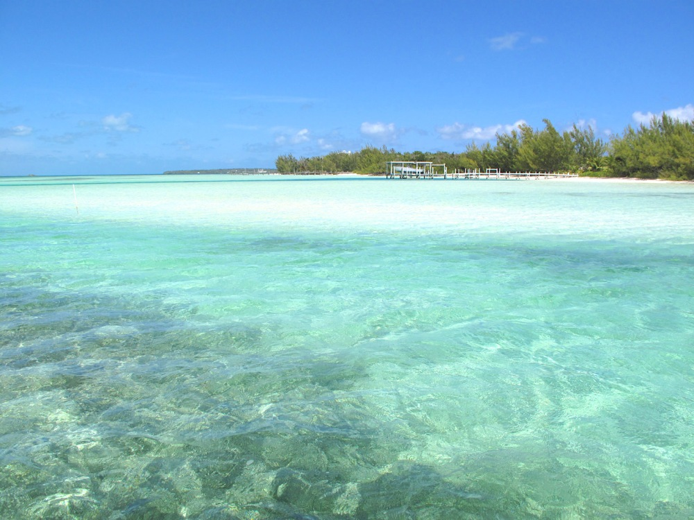Coco Bay (North end), Green Turtle Cay, Bahamas - Amanda Diedrick