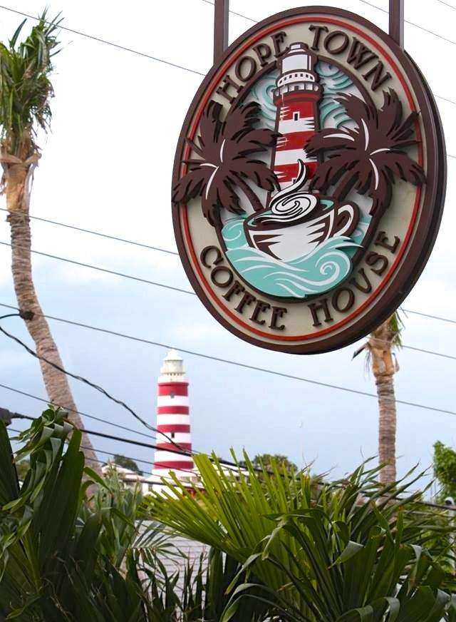 Hope Town Coffee House (FB)