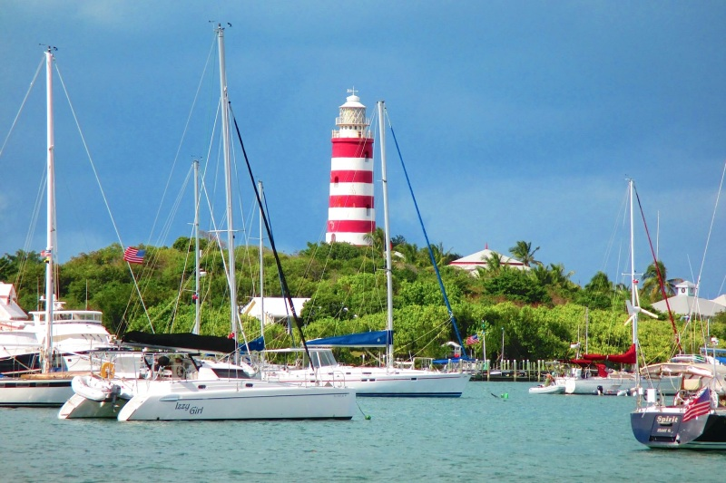 Hope Town / Elbow Reef Lighthouse (Maria Bethel Fiore)