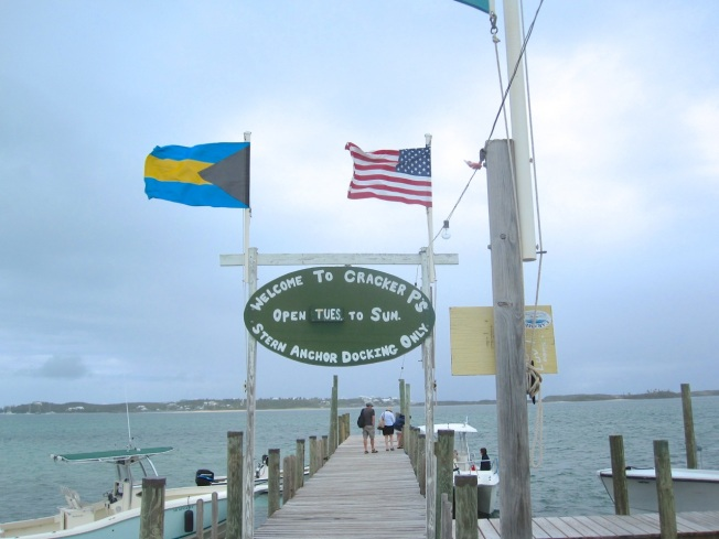 Lubbers Cay Jetty