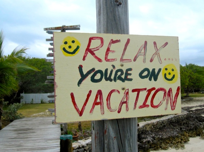 Relax Notice, Lubbers Cay