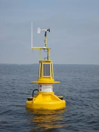 NOAA Chesapeake Bay Smartbuoy