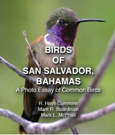 Birds of San Salvador (cover) JPG