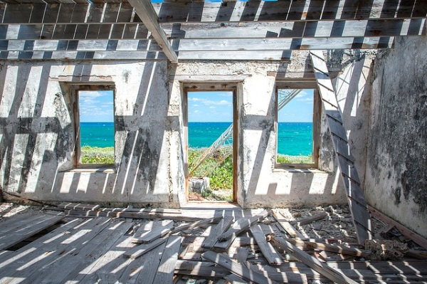 Lighthouse ruins, Little Harbour Abaco, Patrick Shyu