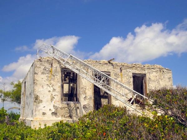 Little Harbour lighthouse Abaco - Darlene Chisholm
