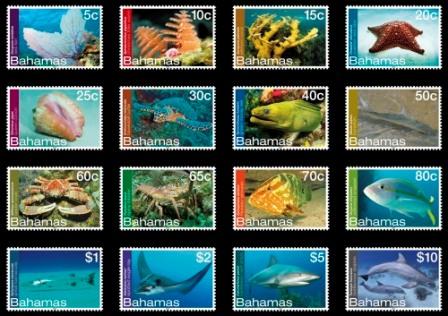 bahamas-marine-life-stamps2