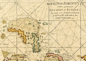 ABACO & HOLE-IN-THE-WALL, BAHAMAS: A SHORT HISTORY IN MAPS