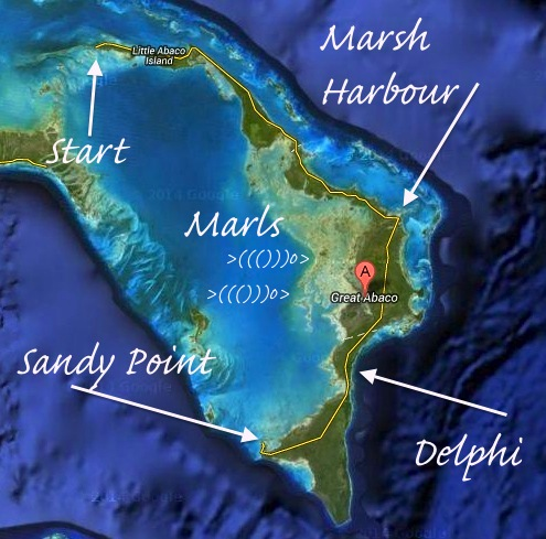 Abaco Road Map