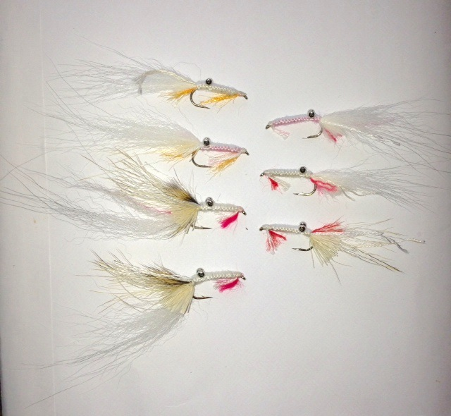 Bonefish Flies Mark2