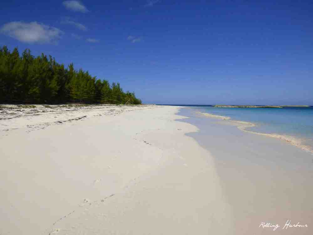 Rolling Harbour Beach, Abaco5b