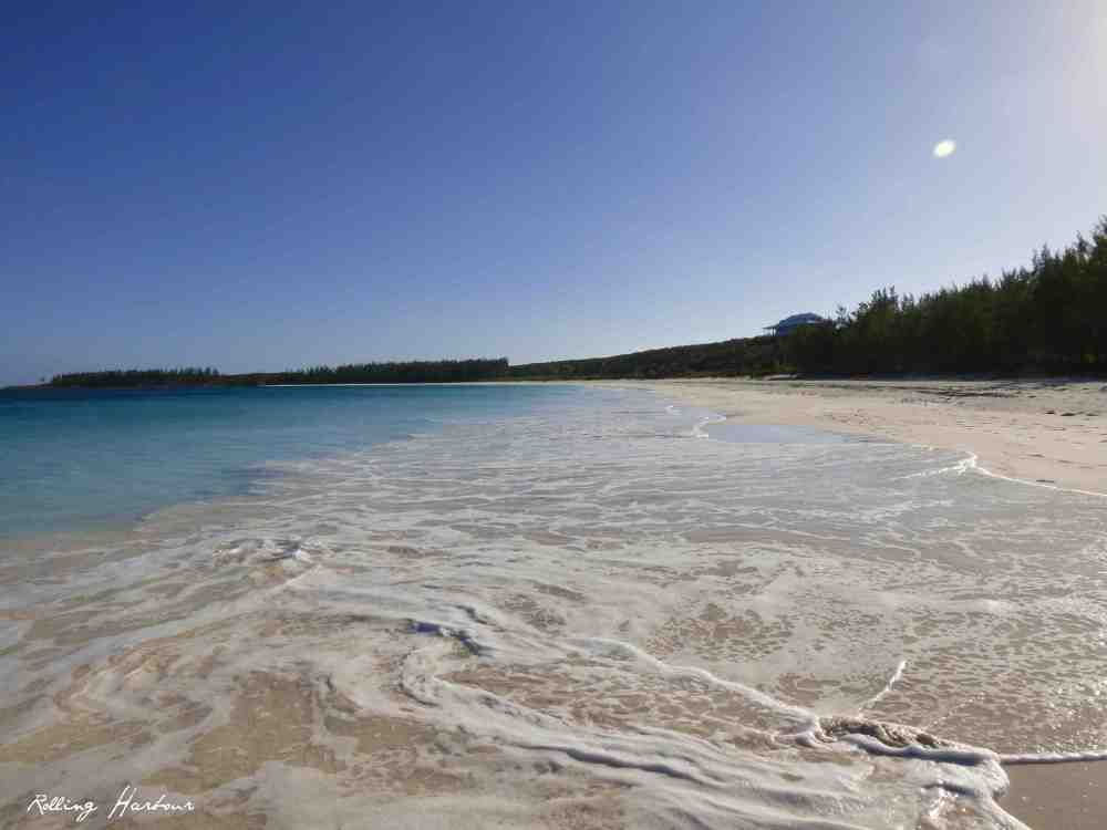 Rolling Harbour Beach, Abaco7b