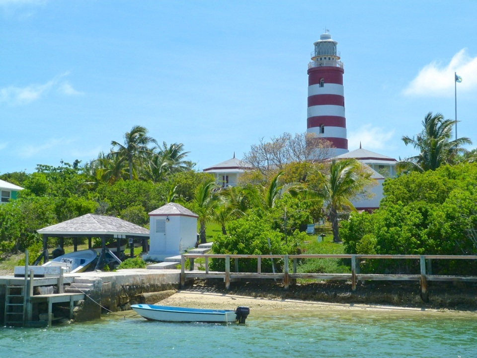 Hope Town Lighthouse, Elbow Cay Abaco