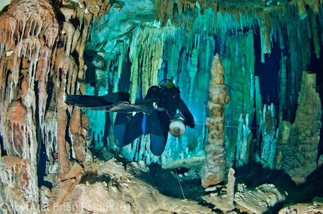 Dan's Cave, Abaco Bahamas (Brian Kakuk)