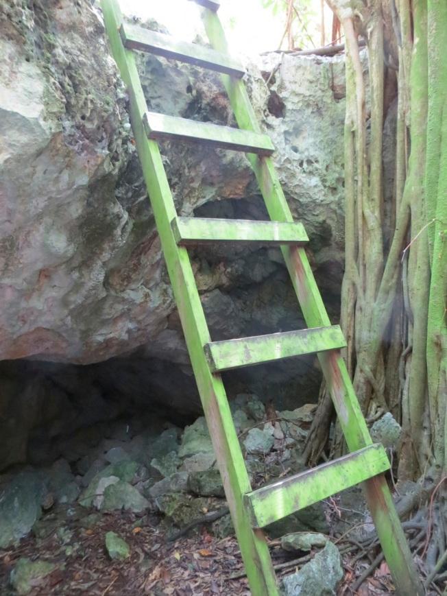 Limestone Hole, Hole-in-the-Wall Abaco06