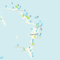 ABACO'S BIRDING HOTSPOTS (42 OF THE BAHAMAS TOP 100)