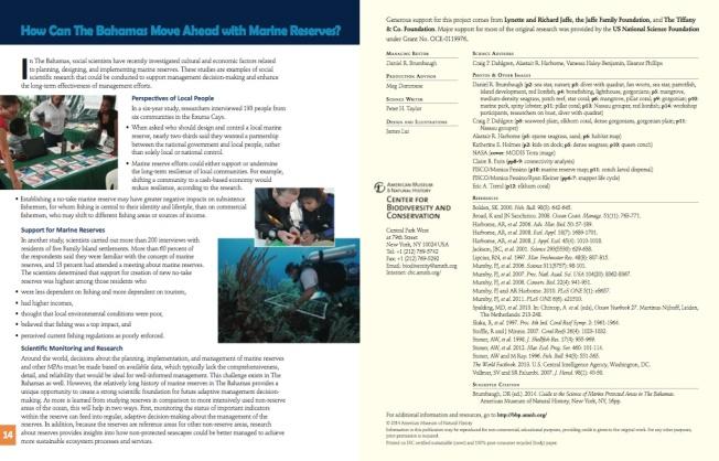 Marine Protected Areas Bahamas 8