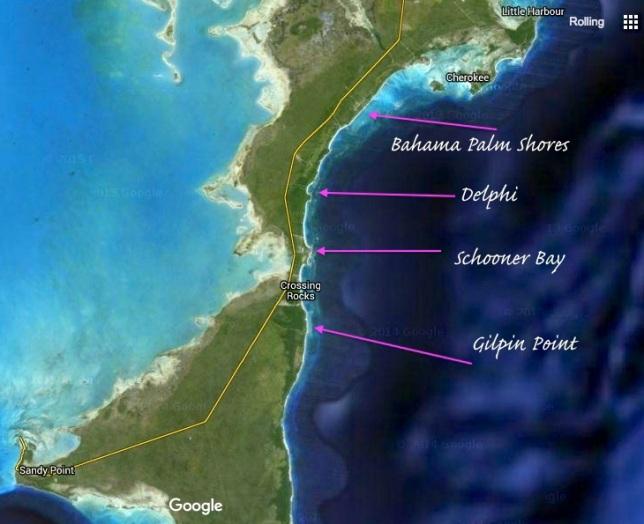 Gilpin Map 1