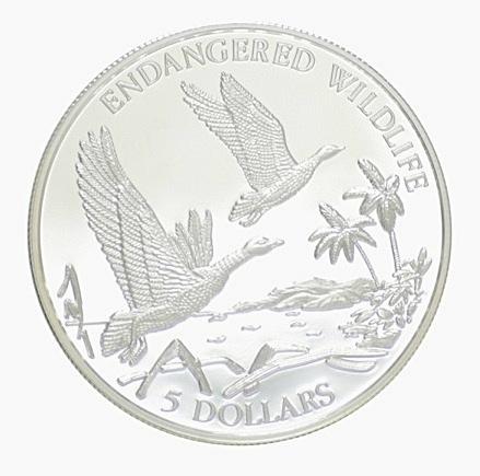 Whistling duck coin jpg