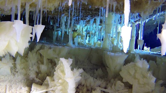 Crystal Visions: Ralph's Cave, South Abaco (Brian Kakuk)-1