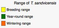Sarnie Tern range